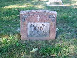 Mary Jane <i>Coffey</i> Red
