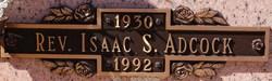 Isaac S. Adcock