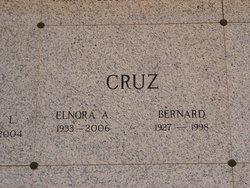 Elnora Ann Nonie <i>Storz</i> Cruz