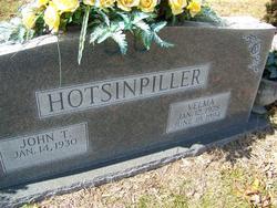 Velma <i>Tollett</i> Hotsinpiller