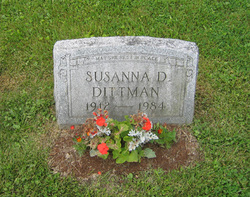 Susanna <i>Brothers</i> Delaney Dittman