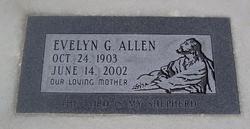 Evelyn G <i>Grayson</i> Allen