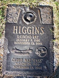 Carrie Mae <i>Sexton</i> Higgins
