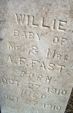 Willie Fast