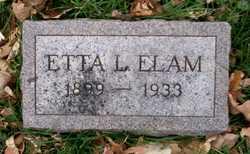 Etta L. <i>Ennis</i> Elam