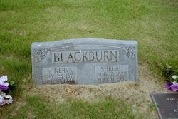 Minerva Mabel <i>Saulmon</i> Blackburn