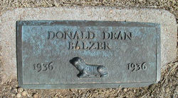 Donald Dean Balzer