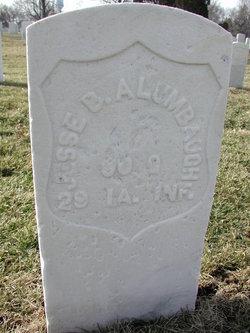 Jesse B Alumbaugh