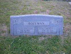 Malvina <i>Hernandez</i> Bozeman