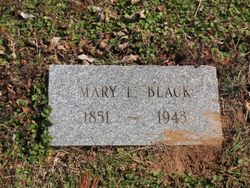 Mary Elizabeth <i>Grant</i> Black