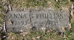 Anna <i>Snoots</i> Phillips