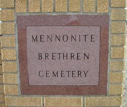 Adams Mennonite Cemetery