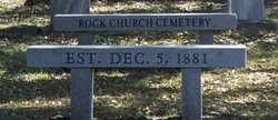 Rock Church Cemetery