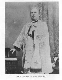 Rev Fr Dominick Hippolytus Kolasinski