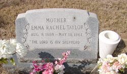 Emma Rachel Taylor