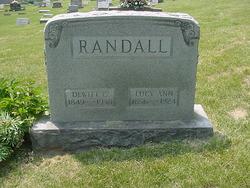 Lucy Ann <i>Gifford</i> Randall
