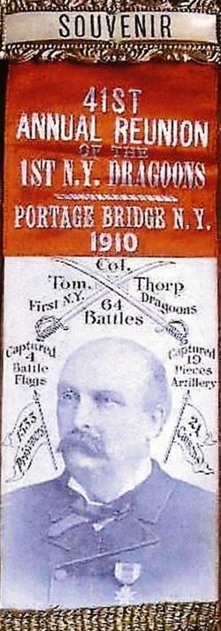 Gen Thomas Jones Thorp