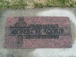 Robert Marcellas Acord