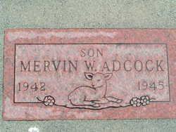 Mervin Warren Adcock