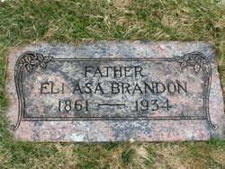 Eli Asa Brandon