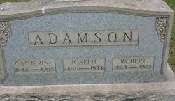 Catherine Adamson
