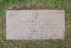 Irma E Elliott