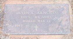 Irvin C Arnold