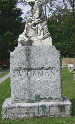 Ida M. <i>Sauer</i> Wickman