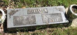 William Javan Adams