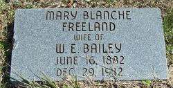 Mary Blanche <i>Freeland</i> Bailey