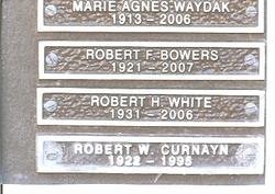 Robert F Bowers