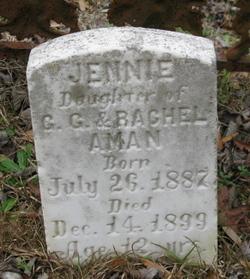 Jennie Aman