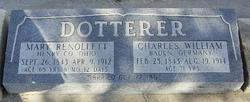 Mary Renollett Dotterer