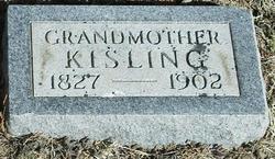 Grandmother Kisling