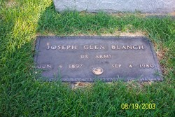 Joseph Glen Blanch