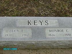 Lucinda Lowrey Lucy <i>Hoyt</i> Keys