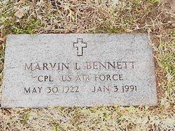 Marvin Lloyd Bennett