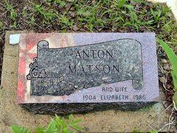Elizabeth Louise <i>Thompson</i> Matson