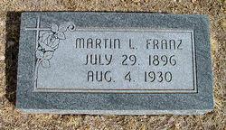 Martin L. Franz