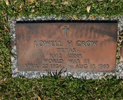 Lowell Harlin Crow