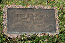 Henry E Batten, Sr