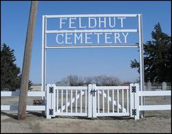 Feldhut Cemetery