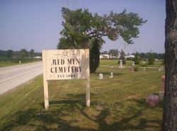 Red Men Cemetery
