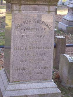 Agatha Marshall Breckinridge