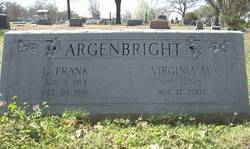 George Frank Argenbright