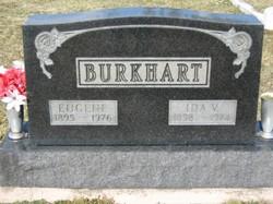 Ida Virginia <i>Stuckey</i> Burkhart