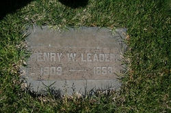 Henry William Leaders