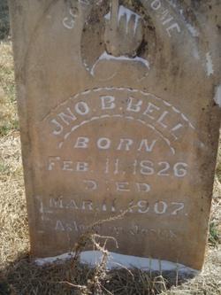 John Breckenridge Bell, Sr