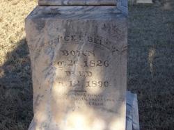 Eunice Elizabeth <i>Taylor</i> Bell
