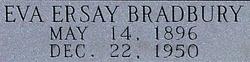 Eva Ersay Bradbury